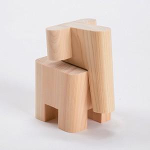 Wood Elephant L ウッドエレファント L