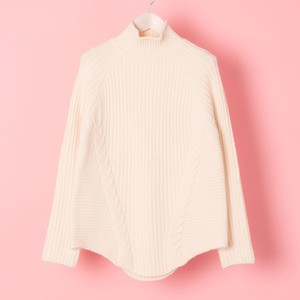《予約商品》HI-NECK RIB KNIT(VN1711015)