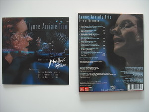 【CD】LYNNE ARRIALE / LIVE AT MONTREUX