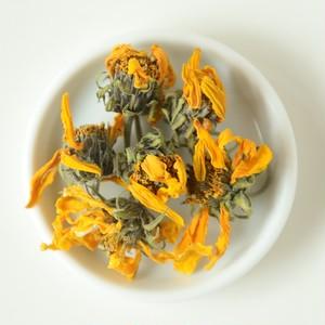 菊芋(キクイモ)の花茶