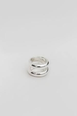 【Pre-Order】SOPHIE BUHAI-DOUBLE BAND RING