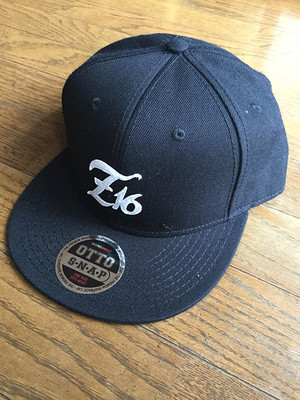 "THE ZOOT16  ""Z16 PATCH"" BASEBALL CAP"