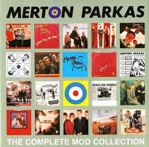 MERTON PARKAS/THE COMPLETE MOD COLLECTION