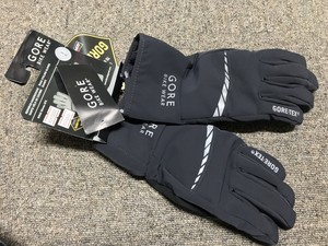 GORE ROAD Gloves GTX size S  ゴアテックス グローブ
