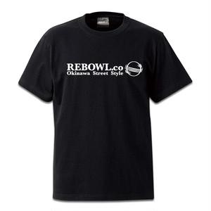 REBOWL.co   Okinawa  Street  Style  TEE  Black