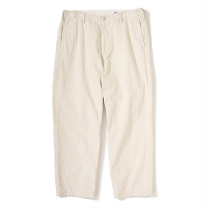 "Just Right ""Thick Trousers"" Ivory"