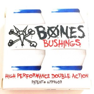 BONES / HARDCORE BUSHINGS / SOFT / WHITE