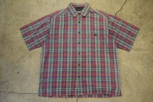 USED 90s patagonia S/S shirt -Medium S0512
