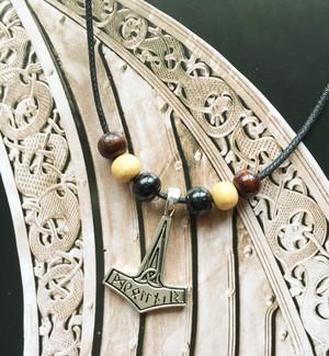 Vikingのお守り★ミョルニル(雷神トールのハンマー)のペンダント