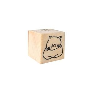 スタンプ「香箱座り・ねこ」