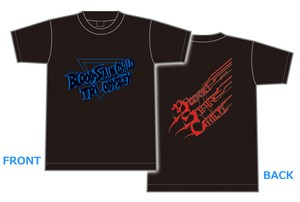 "BLOOD STAIN CHILD ""TRI ODYSSEY"" Tシャツ"