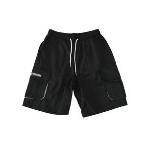 Short Pants Black Skatepark ショートパンツ ハーフパンツ 黒 L  NT0801ZB