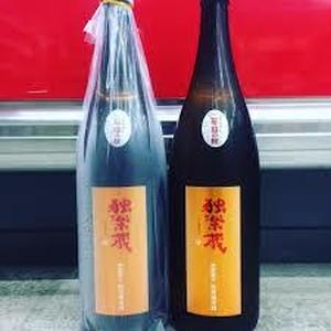 独楽蔵 純米 二年目の秋 1.8L
