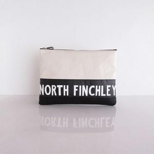 Clutch Bag / White  CLW-0007