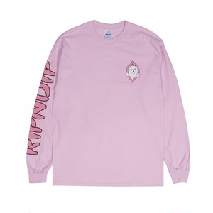 RIPNDIP - Found It L/S (Light Pink)