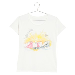 shine woman Tshirts 大島海峡 Lady's