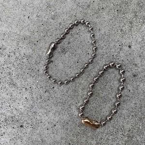 Ball chain Bracelet 6mm