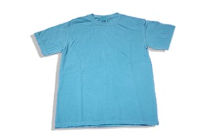COMFORT COLORS  GARMENT DYED TEE seaform