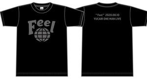 【ブラック】Feel記念Tシャツ