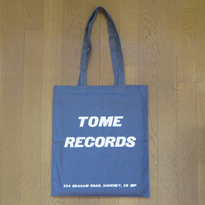TOME RECORDS/トーメレコード/エコバッグ・トートバッグ