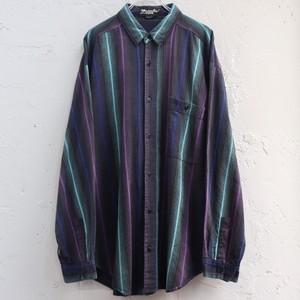 90's Zeppelin mulch stripe shirts