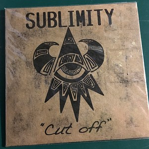 SUBLIMITY / cut off (CD)