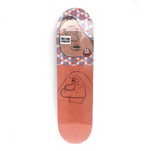 BAKER Skateboards / Reynolds Barry Deck 8.25