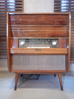 品番1157 ラジオ / radio Delmonico ヴィンテージ  011