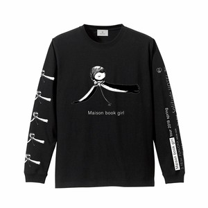 Maison book girl Tour 2019 spring Long Tshirt
