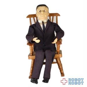 ケネディー大統領 ロッキングチェア 人形 ドール フィギュア