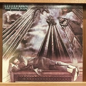 Steely Dan ‎– The Royal Scam (LP)
