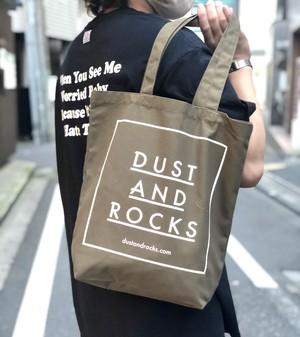DAR Logo Tote Bag【SIZE:M】