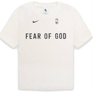 """FEAR OF GOD / Nike Warm Up T-Shirt """"Sail""""   コラボ商品 フィア オブ ゴッド ナイキ ウォーム アップ """"セイル"""""""