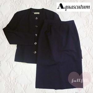 セットアップスーツ〔Aquascutum/アクアスキュータム〕