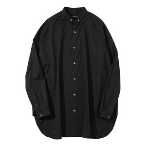 ALMOSTBLACK 18SS button down shirt