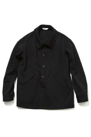 OVER COVERALL  BLACK / soe