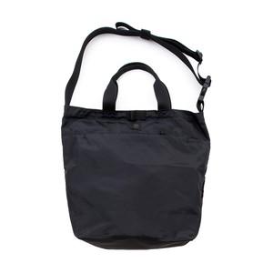 2WAYSHOULDER BAG - BLACK