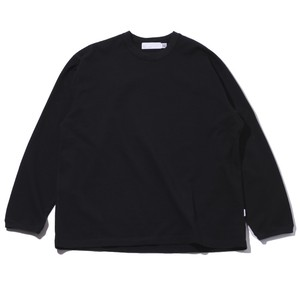 SO ORIGINAL L/S T-SHIRT(BLACK)