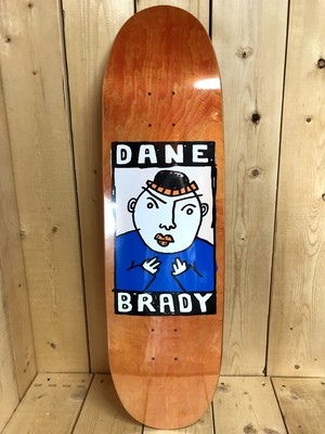 "POLAR SKATE CO DANE BRADY - Portrait 8.75""x32"""
