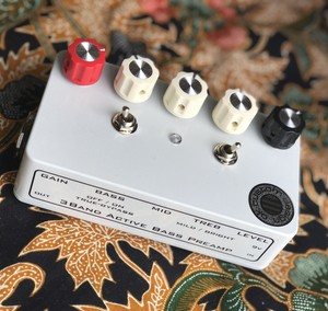 3Band Active Bass Preamp 「在庫あり」