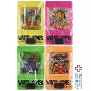マクドナルド ウォーターゲーム ハッピーミール1992 4種セット 袋入
