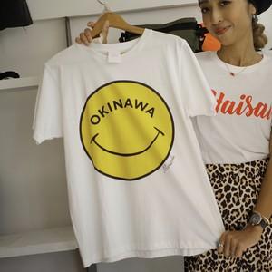 沖縄限定/OKINAWA SMILE T