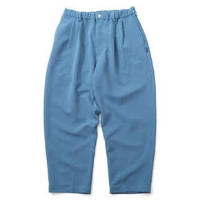 WIDE TR2 PANTS【TURQUOISE BLUE】
