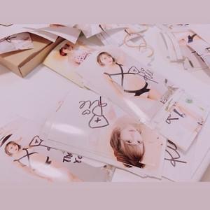 7/18 現在まだあります☆【Rioちゃん直筆サイン入り写真プレゼント】