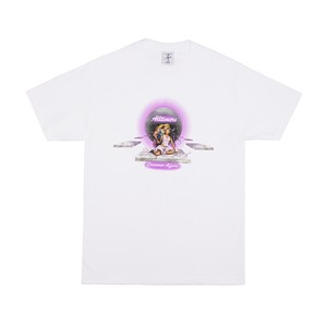 ALLTIMERS CONSUMER AFFAIRS TEE WHITE