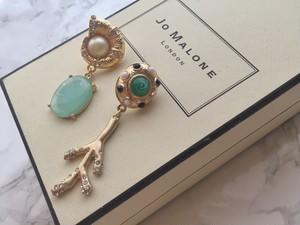 green stone pierce
