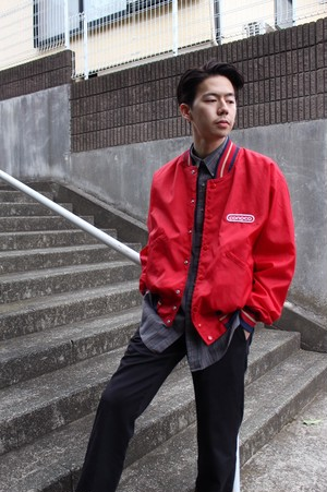 90's Nylon Studium Jacket