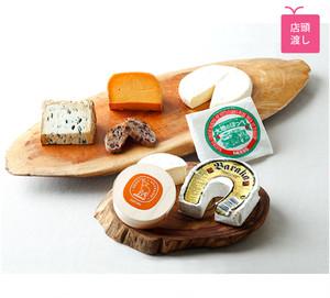 【店頭渡し】フロマージュ4種(小) (フランスと日本のチーズお任せ)