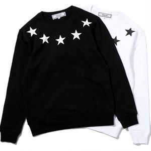"PROJECT SR'ES/プロジェクト・エスアールエス | 【 Sale 20%off 】 "" FIVE STAR "" SWEAT"