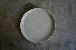 三浦ナオコ 平皿7寸